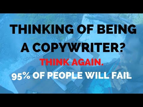 FREELANCE COPYWRITING: 95% of People FAIL (Here's Why)