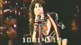 Aerosmith Reefer Head Woman Oakland CA 8-31-1984