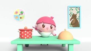 Малышарики - Про еду - Сборник веселых, развивающих мультиков