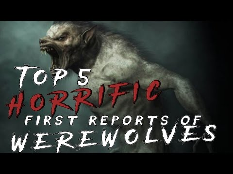 5 First Cases Of Werewolves