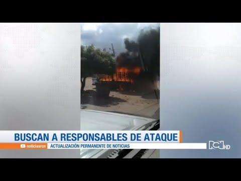 Así fue el ataque contra policías que incautaban gasolina en Maicao, Guajira