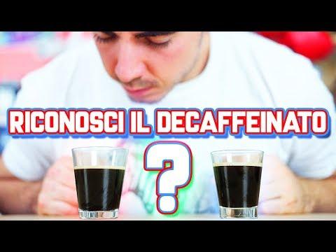 Riconosci il CAFFÈ DECAFFEINATO?