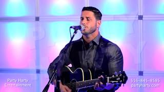 Party Harty Entertainment - Mike B Guitar Demo - Full Version - (View in HD) Savin Faith