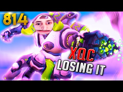 XQC LOST His MIND Again!! | Overwatch Daily Moments Ep.814 (Funny and Random Moments)
