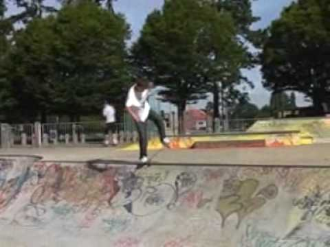 kings park 2010 skate edit
