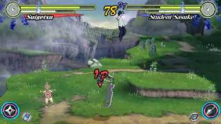 UNH3 Ad-Hoc Party Casuals Ichipoo (Suigetsu) vs MikelCougarz (Student Sasuke) 8/3/2010