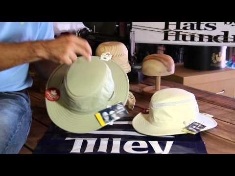 Tilley Hats LTM5 Hat Review- Hats By The Hundred 8d1bfe2b1b5c