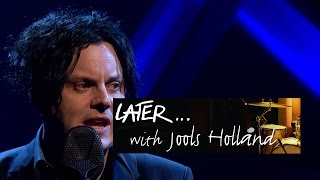 Jack White - We're Going To Be Friends - Later… with Jools Holland - BBC Two