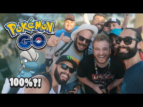 O MITO DO BAGON 100%!   Gameplay Pokémon GO