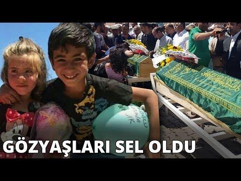 PKK patlayıcısıyla ölen Ayaz ve Nupelda kardeşler, toprağa verildi