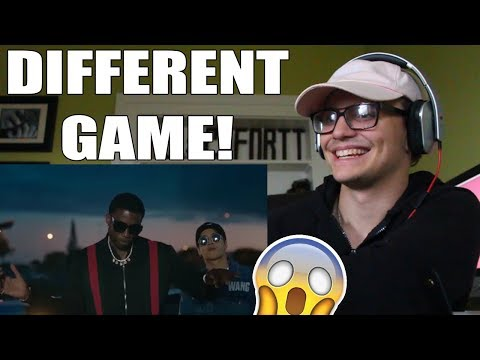 Jackson Wang - Different Game Ft. Gucci Mane REACTION Mp3