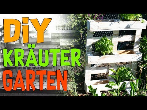 Kräutergarten für Balkon / Terrasse