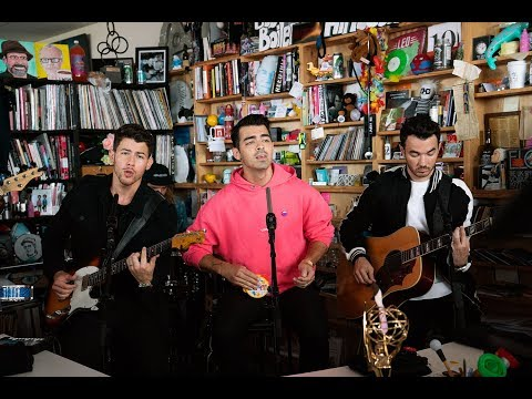 Jonas Brothers: NPR Music Tiny Desk Concert