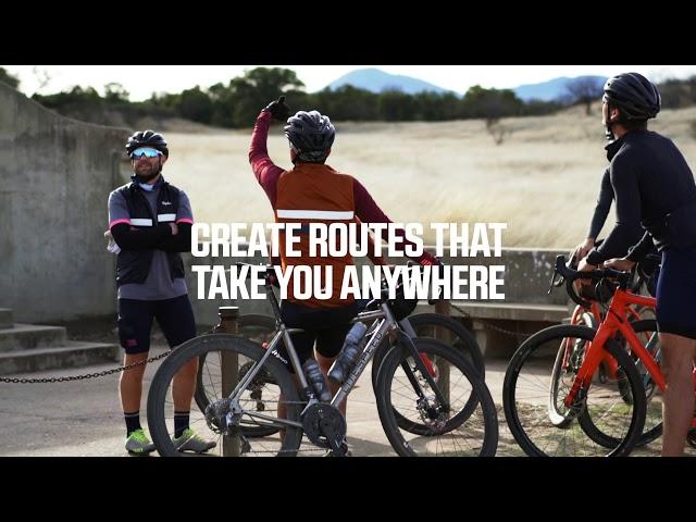Видео Велокомпьютер Wahoo Roam GPS черный