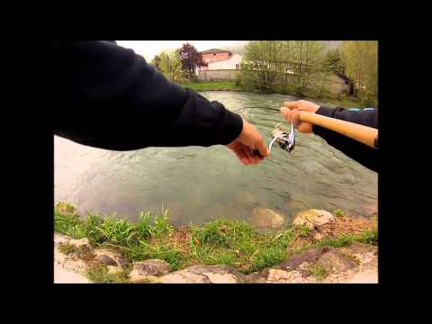 La pesca su esche passive
