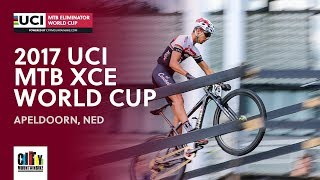2017 UCI Mountain bike Eliminator World Cup - Apeldoorn (NED)