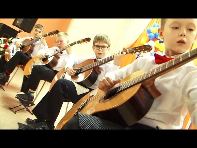 Ангарские гитаристы переиграли всех