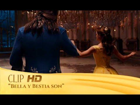 La Bella y la Bestia : Canción: 'Bella y Bestia Son'   HD