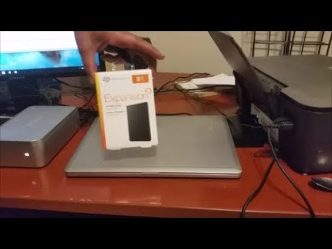 Review For Seagate Expansion 2TB Portable External Hard Drive USB 3 0