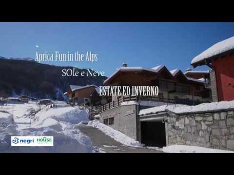 Video - Aprica Affitto Chalet Prestige 6 posti letto