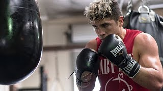 FULL PRO BOXING WORKOUT | Step By Step