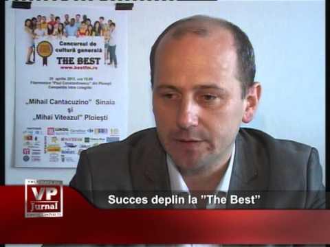 "Succes deplin la ""The Best"""