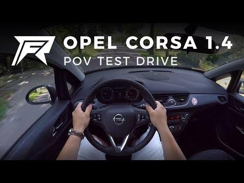 Opel Corsa 3 Doors Хетчбек класса B - тест-драйв 2