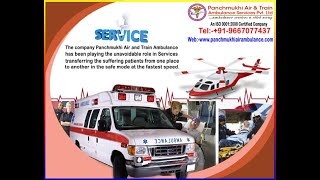 Air Ambulance Service in Jaipur and Indore