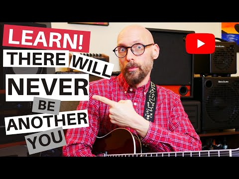 Check out this lesson on There Will Never Be Another You and take your playing to the next level.