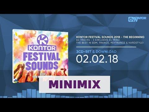 Kontor Festival Sounds – The beginning Video