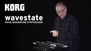 Korg Wavestate - Video