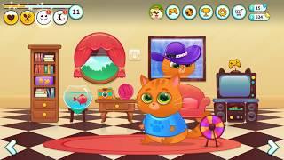 КОТЕНОК БУБУ #5 My Virtual cat Bob Bubbu смотреть онлайн