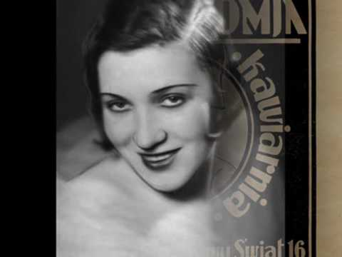 Jazz in Poland: Henryk Gold Orch. & Janina Sokołowska - Pijana Fordanserka, 1935