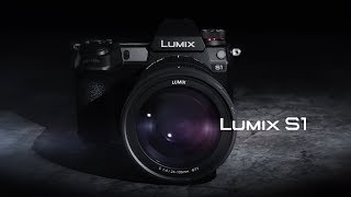 [NEW] Introducing LUMIX S1