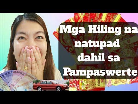 PampaSwerte sa Loob ng Bahay at ang Hiling na natupad