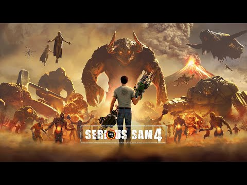 Serious Sam 4 - A Classic Returns August 2020 de Serious Sam 4: Planet Badass