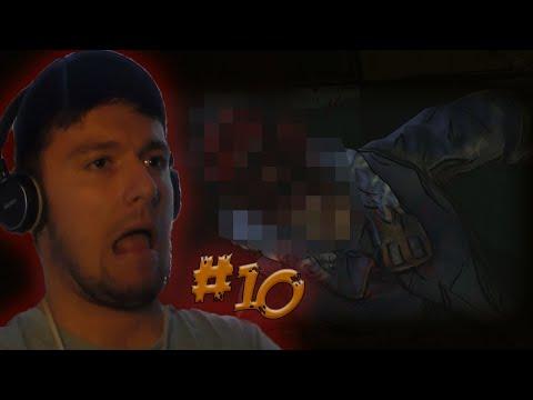 MORBÍDNY odchod | The Walking Zmija 2 | #10 | sk let's play
