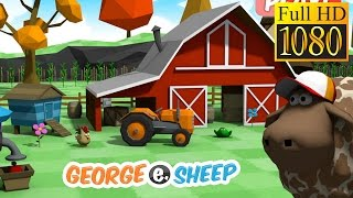 George E. Sheep Game Review 1080P Official Joel Detter Casual Action 2016