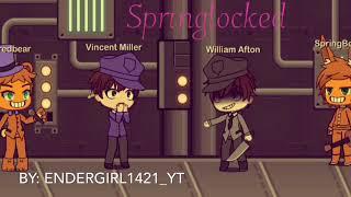 Springlocked: a Fnaf comic series, Part 1