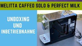 Caffeo Solo & perfect Milk, kleiner Vollautomat mit grosser Leistung