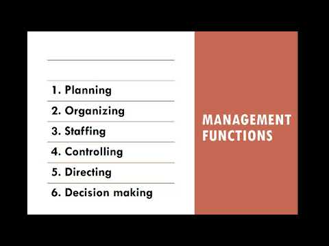 HCM 101 introduction to health care management course