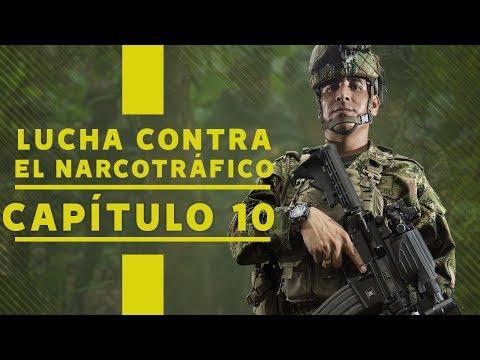 Lucha contra el narcotráfico - Último capítulo - Primera temporada
