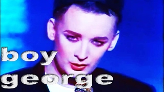 Boy George - I Love You (lyrics)