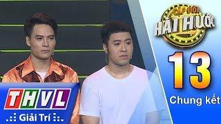 THVL | Cặp đôi hài hước Mùa 2 – Tập 13[3]: Gánh xiếc ước mơ - Võ Tấn Phát, Akira Phan