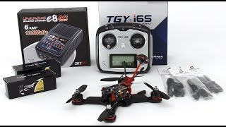 Which Ready to Fly FPV Racer to buy?