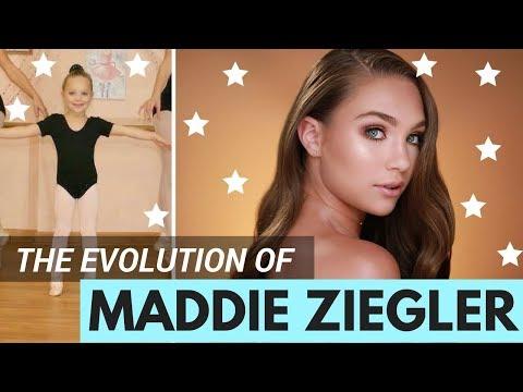 The Evolution Of Maddie Ziegler