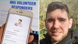 video: Volunteers itching to give their time told the care service 'needs you more than ever'