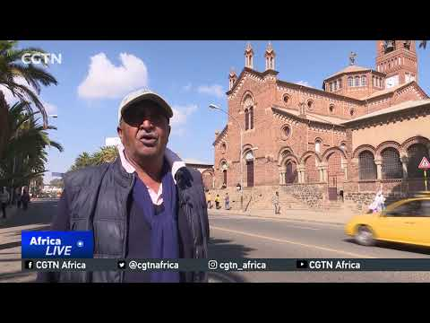 Asmara resident gives special tour of historic capital
