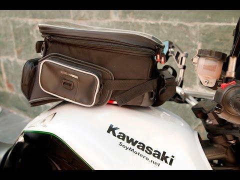 Bolsa de depósito de moto GIVI TankLock: Prueba Equipamiento