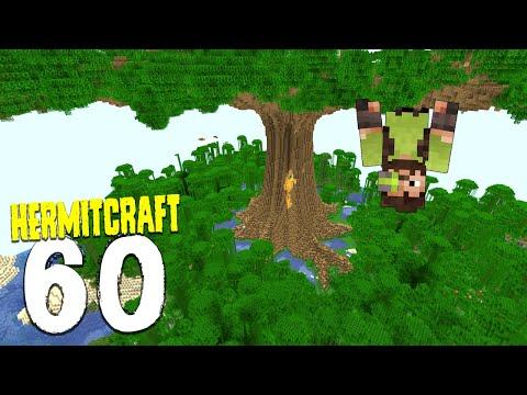 HermitCraft 7: 60 | LEAFING HERMITCRAFT